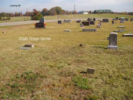 VARNER, ELIJAH GREEN - White County, Arkansas | ELIJAH GREEN VARNER - Arkansas Gravestone Photos