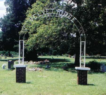 *ENTRANCE SIGN,  - White County, Arkansas    *ENTRANCE SIGN - Arkansas Gravestone Photos