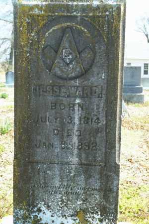 WARD, JESSE - White County, Arkansas   JESSE WARD - Arkansas Gravestone Photos