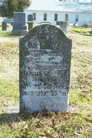 WARD, PERNINA - White County, Arkansas | PERNINA WARD - Arkansas Gravestone Photos