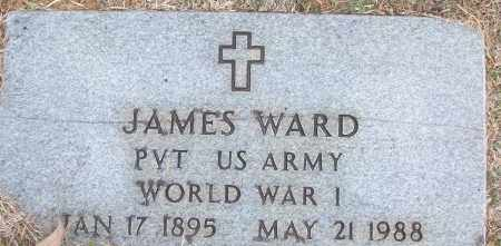 WARD (VETERAN WWI), JAMES - White County, Arkansas   JAMES WARD (VETERAN WWI) - Arkansas Gravestone Photos