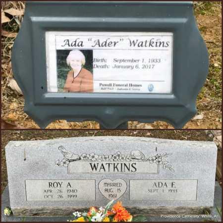WATKINS, ROY A - White County, Arkansas | ROY A WATKINS - Arkansas Gravestone Photos