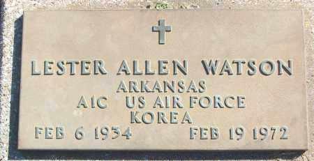 WATSON (KOR), LESTER ALLEN - White County, Arkansas | LESTER ALLEN WATSON (KOR) - Arkansas Gravestone Photos