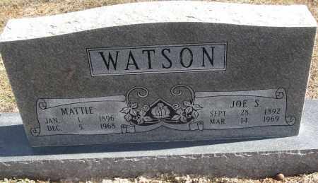 WATSON, JOE S. - White County, Arkansas | JOE S. WATSON - Arkansas Gravestone Photos