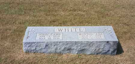 WHITE, JOHN CAMP - White County, Arkansas | JOHN CAMP WHITE - Arkansas Gravestone Photos