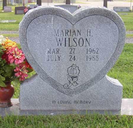 WILSON, MARIAN - White County, Arkansas   MARIAN WILSON - Arkansas Gravestone Photos