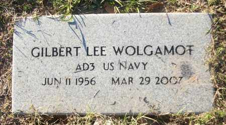 WOLGAMOT (VETERAN), GILBERT LEE - White County, Arkansas   GILBERT LEE WOLGAMOT (VETERAN) - Arkansas Gravestone Photos