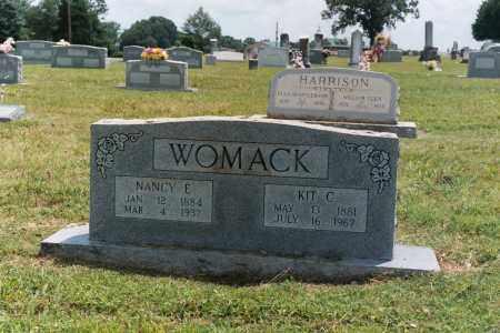 GAMMILL WOMACK, NANCY E. - White County, Arkansas | NANCY E. GAMMILL WOMACK - Arkansas Gravestone Photos