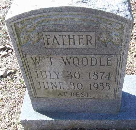 WOODLE, W.T. - White County, Arkansas | W.T. WOODLE - Arkansas Gravestone Photos