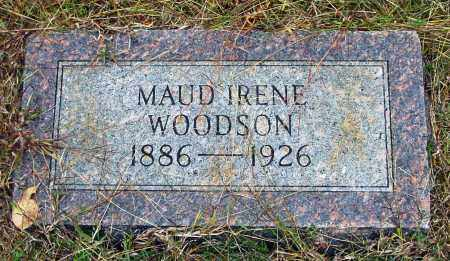 WOODSON, MAUD IRENE - White County, Arkansas | MAUD IRENE WOODSON - Arkansas Gravestone Photos