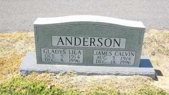 ANDERSON, GLADYS  LILA - Woodruff County, Arkansas | GLADYS  LILA ANDERSON - Arkansas Gravestone Photos
