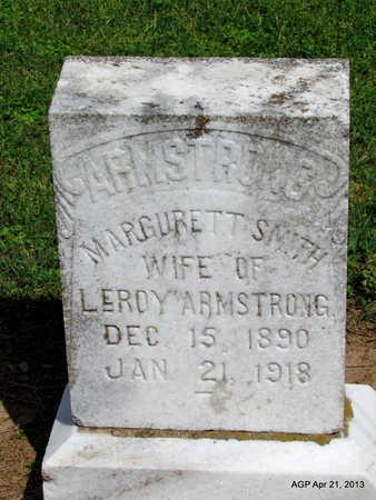 ARMSTRONG, MARGURETT - Woodruff County, Arkansas | MARGURETT ARMSTRONG - Arkansas Gravestone Photos
