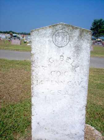 BELL (VETERAN CSA), A G - Woodruff County, Arkansas | A G BELL (VETERAN CSA) - Arkansas Gravestone Photos