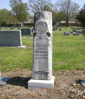 DRENNAN, CLAUD LOYD - Woodruff County, Arkansas   CLAUD LOYD DRENNAN - Arkansas Gravestone Photos