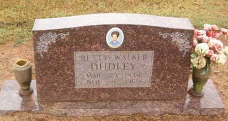 DUDLEY, BETTY - Woodruff County, Arkansas | BETTY DUDLEY - Arkansas Gravestone Photos
