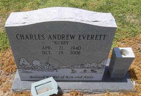 EVERETT, CHARLES ANDREW - Woodruff County, Arkansas | CHARLES ANDREW EVERETT - Arkansas Gravestone Photos