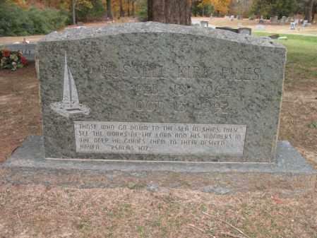FILES, RUSSELL KIRK - Woodruff County, Arkansas | RUSSELL KIRK FILES - Arkansas Gravestone Photos