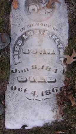 FLYNT, LOUISA E. C. - Woodruff County, Arkansas | LOUISA E. C. FLYNT - Arkansas Gravestone Photos
