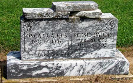 GADDIS, BESSIE - Woodruff County, Arkansas | BESSIE GADDIS - Arkansas Gravestone Photos