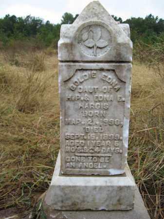 HARGIS, GOLDIE EDNA - Woodruff County, Arkansas | GOLDIE EDNA HARGIS - Arkansas Gravestone Photos