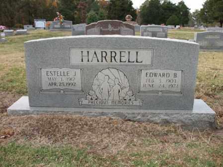 HARRELL, ESTELLE J - Woodruff County, Arkansas | ESTELLE J HARRELL - Arkansas Gravestone Photos