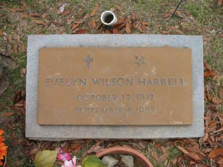 HARRELL, EVELYN - Woodruff County, Arkansas | EVELYN HARRELL - Arkansas Gravestone Photos