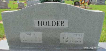 HOLDER, BOB R. - Woodruff County, Arkansas   BOB R. HOLDER - Arkansas Gravestone Photos