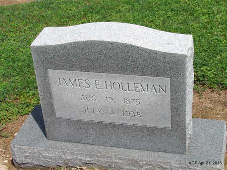 HOLLEMAN, JAMES E. - Woodruff County, Arkansas | JAMES E. HOLLEMAN - Arkansas Gravestone Photos