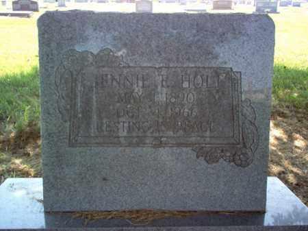 HOLT, JENNIE E - Woodruff County, Arkansas | JENNIE E HOLT - Arkansas Gravestone Photos