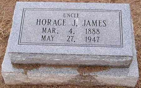 JAMES, HORACE J. - Woodruff County, Arkansas | HORACE J. JAMES - Arkansas Gravestone Photos