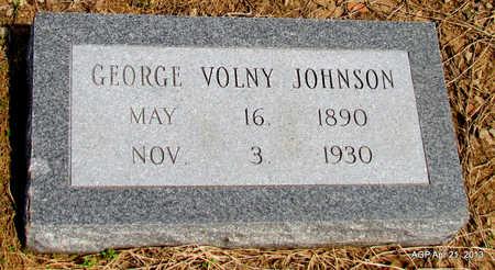 JOHNSON, GEORGE VOLNY - Woodruff County, Arkansas | GEORGE VOLNY JOHNSON - Arkansas Gravestone Photos