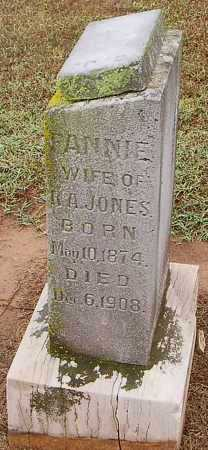 JONES, FANNIE - Woodruff County, Arkansas | FANNIE JONES - Arkansas Gravestone Photos
