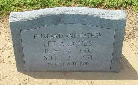 JONES, LEE A - Woodruff County, Arkansas | LEE A JONES - Arkansas Gravestone Photos