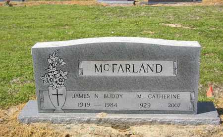 MCFARLAND, JAMES N. - Woodruff County, Arkansas | JAMES N. MCFARLAND - Arkansas Gravestone Photos