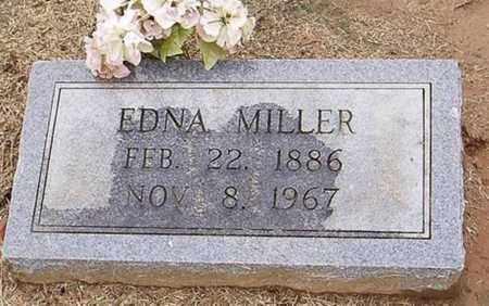 MILLER, EDNA - Woodruff County, Arkansas | EDNA MILLER - Arkansas Gravestone Photos