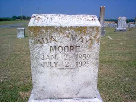 MOORE, IDA MAY - Woodruff County, Arkansas | IDA MAY MOORE - Arkansas Gravestone Photos