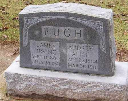 PUGH, AUDREY ALICE - Woodruff County, Arkansas | AUDREY ALICE PUGH - Arkansas Gravestone Photos