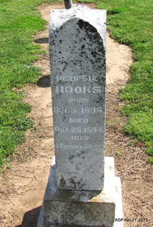ROOKS, DEMPSIE - Woodruff County, Arkansas | DEMPSIE ROOKS - Arkansas Gravestone Photos