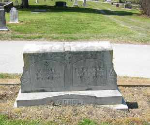 SCHOL, FLORA - Woodruff County, Arkansas   FLORA SCHOL - Arkansas Gravestone Photos