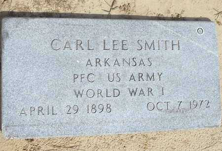 SMITH  (VETERAN WWI), CARL LEE - Woodruff County, Arkansas | CARL LEE SMITH  (VETERAN WWI) - Arkansas Gravestone Photos