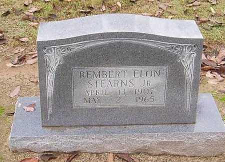 STEARNS JR., REMBERT ELON - Woodruff County, Arkansas | REMBERT ELON STEARNS JR. - Arkansas Gravestone Photos