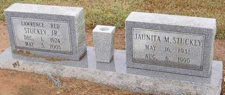 "STUCKEY JR., LAWRENCE ""RED"" - Woodruff County, Arkansas | LAWRENCE ""RED"" STUCKEY JR. - Arkansas Gravestone Photos"