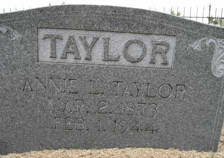 BRAZEALE TAYLOR, ANNIE LEE - Woodruff County, Arkansas | ANNIE LEE BRAZEALE TAYLOR - Arkansas Gravestone Photos