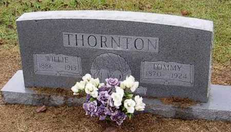 THORNTON, WILLIE - Woodruff County, Arkansas | WILLIE THORNTON - Arkansas Gravestone Photos