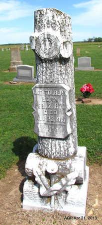 TOLBERT, JOE - Woodruff County, Arkansas | JOE TOLBERT - Arkansas Gravestone Photos