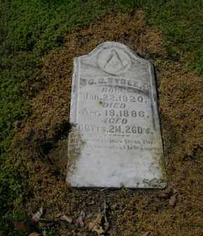 TYREE, G.G. - Woodruff County, Arkansas   G.G. TYREE - Arkansas Gravestone Photos