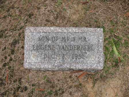 VANDERBERG, SON - Woodruff County, Arkansas | SON VANDERBERG - Arkansas Gravestone Photos
