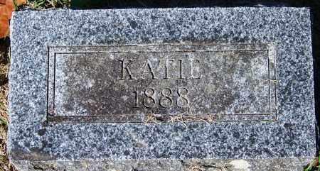 BOLES, KATIE - Yell County, Arkansas   KATIE BOLES - Arkansas Gravestone Photos