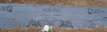 ADKINS, OWEN - Yell County, Arkansas | OWEN ADKINS - Arkansas Gravestone Photos