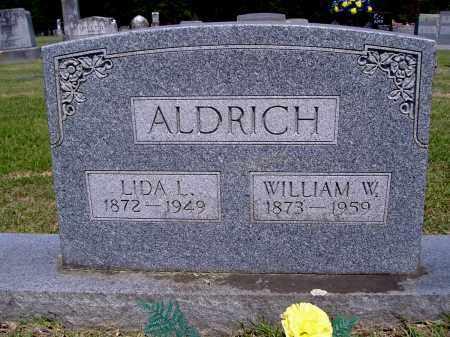 ALDRICH, LIDA L - Yell County, Arkansas | LIDA L ALDRICH - Arkansas Gravestone Photos